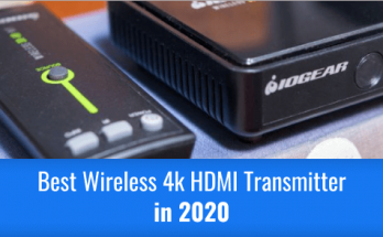 Best Wireless 4k HDMI Transmitter