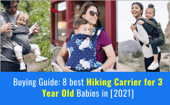 hiking carrier for 3 year old